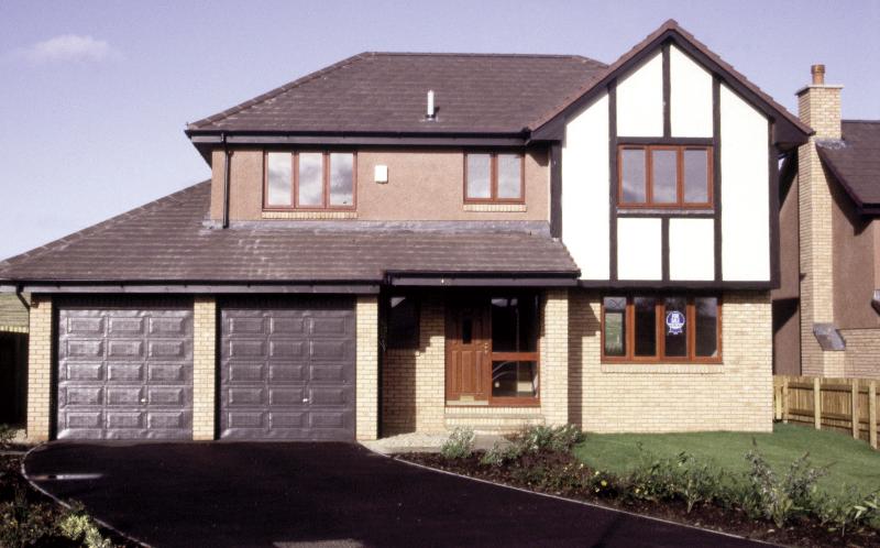 Cala Homes, East Linton, 1992