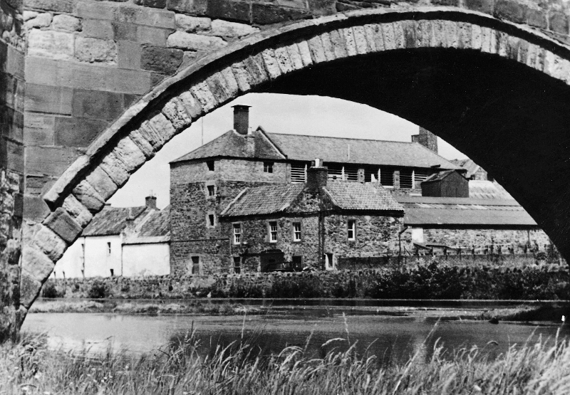 Tannery, Nungate, from south west, c1955