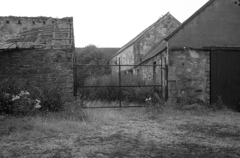 Bankton Farm in 1991