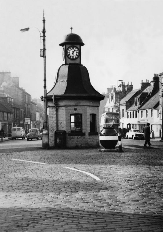 Hayweights, Musselburgh, c1960