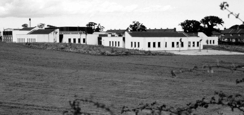 Law Primary School, North Berwick, built 1975