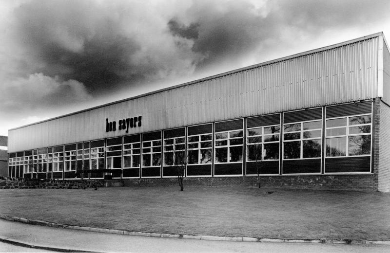 New Ben Sayers site in Tantallon Road, North Berwick, 1964