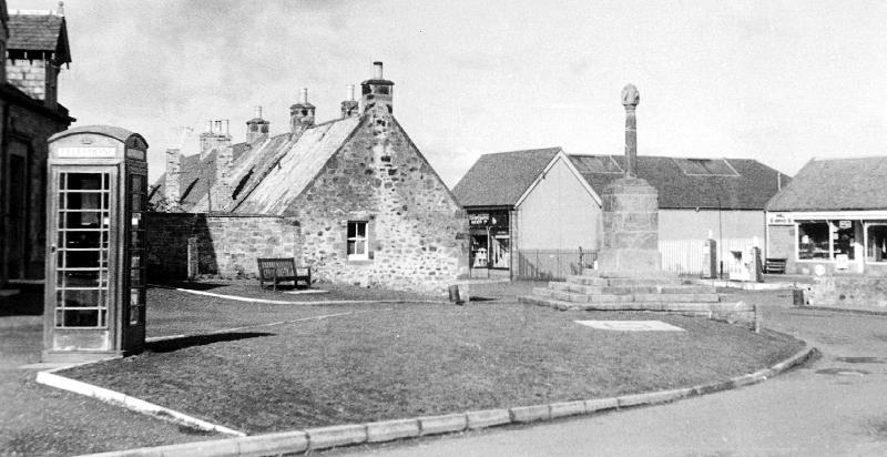 Pencaitland village