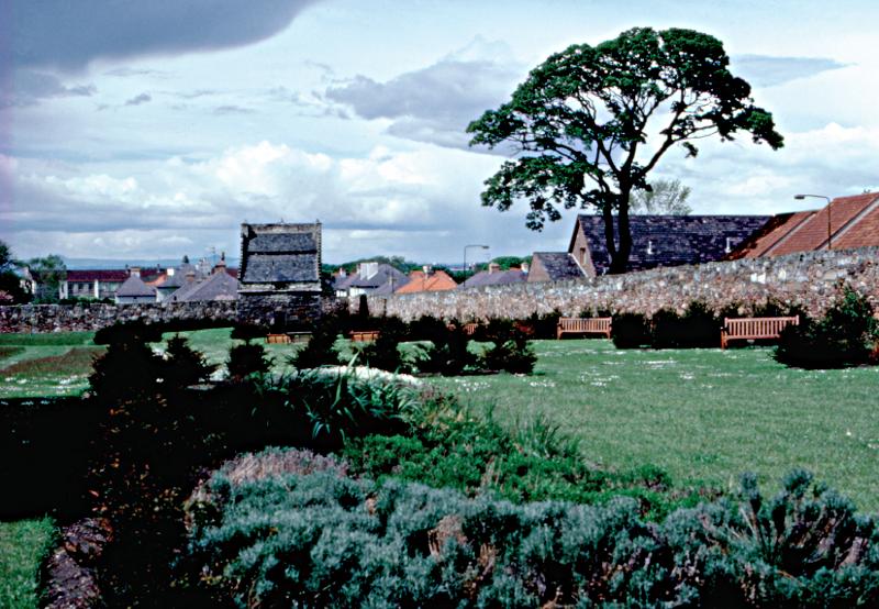Preston Tower garden, 1986