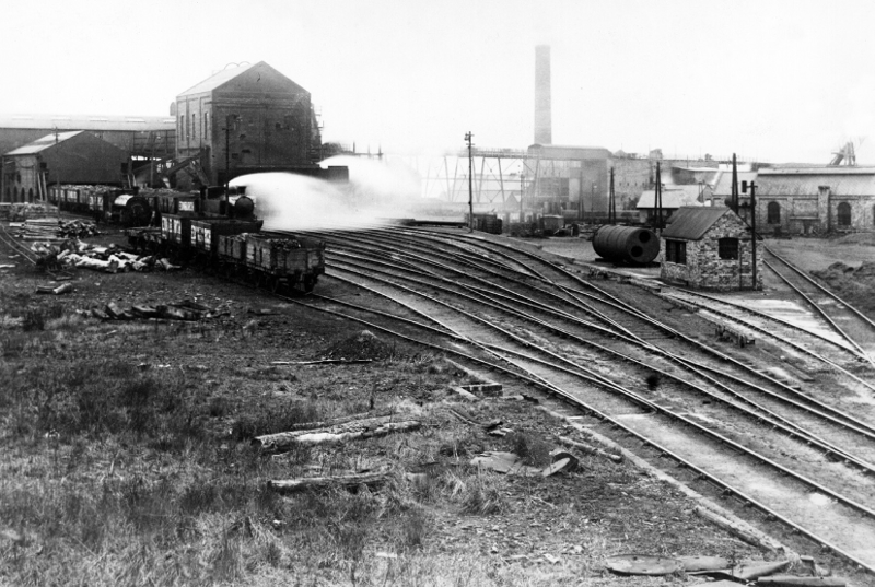 Prestonlinks colliery 1964
